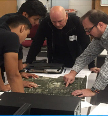 Students Create Solutions to Parking Lot Problems