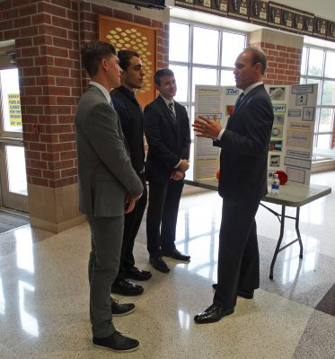 Schools Partner to Host Joint PLTW Engineering Student Showcase, Break Illinois State Record