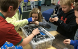 Empowered Teacher Brings Engineering to Life in His Classroom