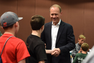 Dr. Vince Bertram Shares His Vision for Impacting STEM Education
