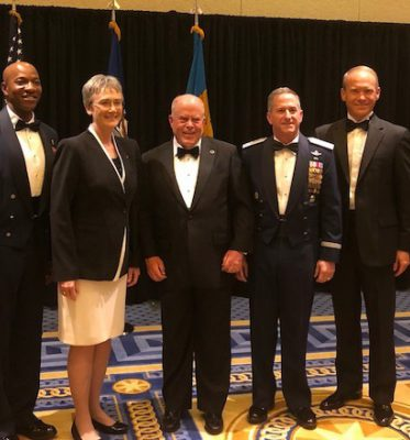 Air Force Association Air, Space & Cyber Conference Social Round-Up