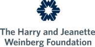 Weinberg Foundation Logo Stacked Noinc