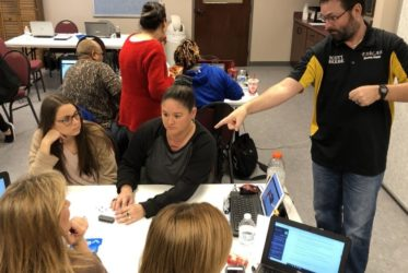School and Community Partnerships Lead to Success for PLTW Students and Teachers